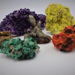 Minerali in kristali