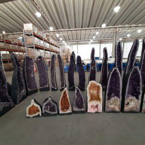 Minerali iz Brazilije - dirktni uvoz